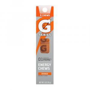 Gatorade Prime Chew Orange