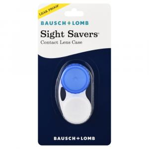 Bausch + Lomb Sight Savers Contact Lens Case