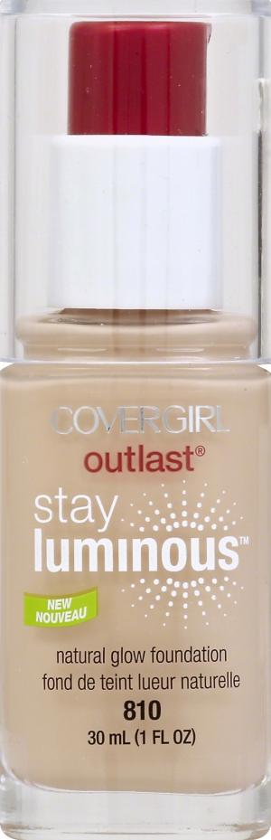 Cover Girl Outlast Stay Luminous Classic Ivory Foundation