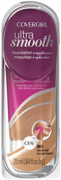 Cover Girl Ultra Smooth Foundation - Classic Tan