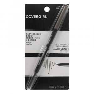 Cover Girl Easy Breezy Brow Microfin Soft Blend