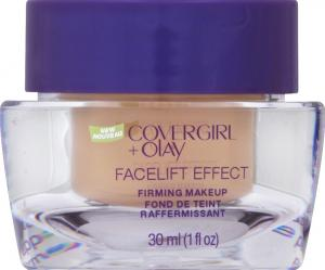 Cover Girl Olay Face Lift Effect Firming Make Up - Medium