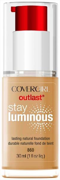 Cover Girl Outlast Stay Luminous Classic Tan Foundation