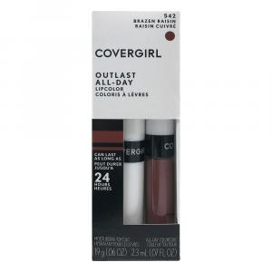 Cover Girl Outlast Lip Color - Brazen Raisin