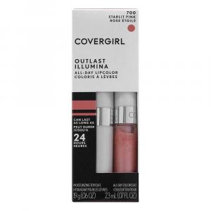 Cover Girl Outlast Lip Color - Starlit Pink