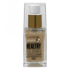 Cover Girl Vitalist Healthy Elixir Buff Beige 725 Foundation