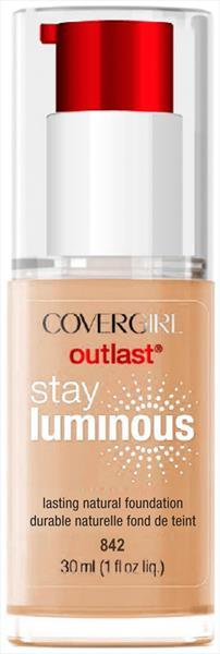 Covergirl Outlast Stay Luminous Creamy Medium Beige