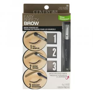 Cover Girl Easy Breezy Brow Soft Blonde Brow Powder Kit