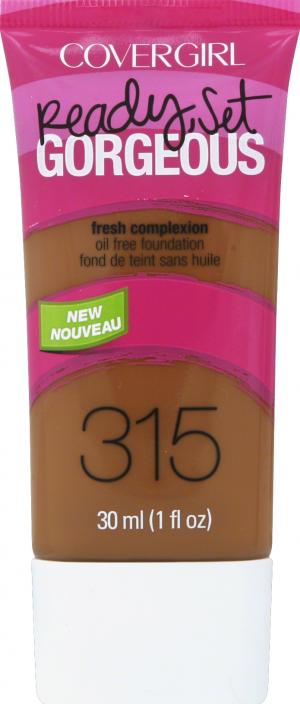 Cover Girl Ready Set Foundation - Tawny