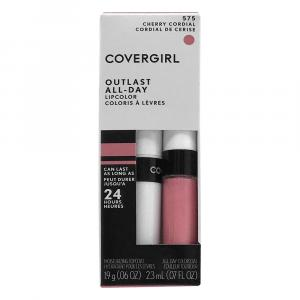 Cover Girl Outlast Lip Color - Cherry Cordial