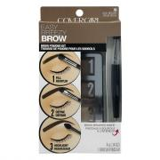 Cover Girl Easy Breezy Brow Rich Brown Brow Powder Kit