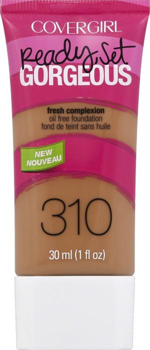 Cover Girl Ready Set Foundation - Classic Tan