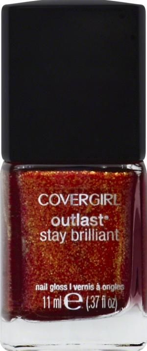 Cover Girl Outlast Nail Gloss - Inferno
