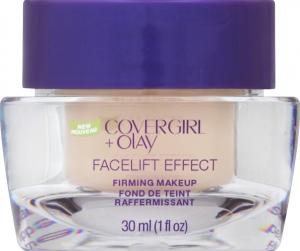 Cover Girl Olay Face Lift Effect Firming Make Up - Fair