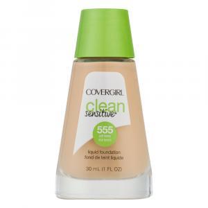 Cover Girl Clean Sensitive Make Up Soft Honey