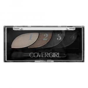 Cover Girl Eye Shadow 4 Kit - Stunning Smokey