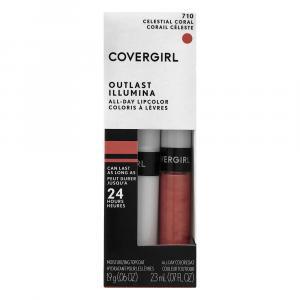 Cover Girl Outlast Lip Color - Celestial Coral