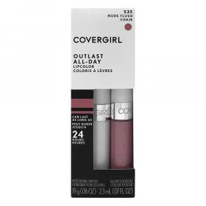 Cover Girl Outlast Lip Color - Nude Flush