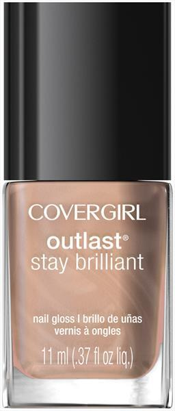 Cover Girl Outlast Nail Gloss - Daisy Bloom