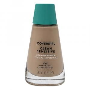 Cover Girl Clean Sensitive Make Up Creamy Natural