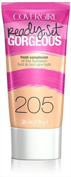 Cover Girl Ready Set Foundation - Natural Beige