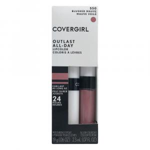 Cover Girl Outlast Lip Color - Blushed Mauve