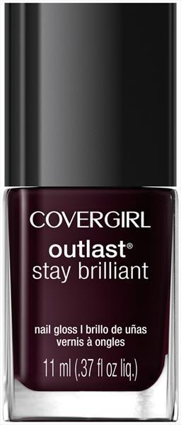 Cover Girl Outlast Stay Brilliant Nemesis Nail Polish