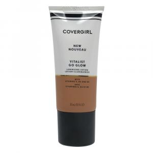 Cover Girl Vitalist Go Glow Sunkissed Luminizing Lotion