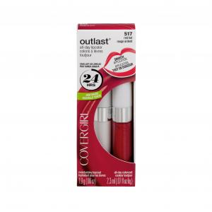 Cover Girl Outlast Lip Color - Red Hot
