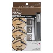 Cover Girl Easy Breezy Brow Soft Brown Brow Powder Kit