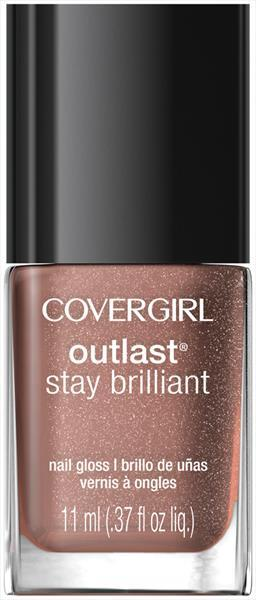 Cover Girl Outlast Nail Gloss - Being Blond