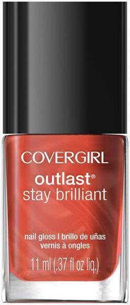 Cover Girl Outlast Nail Gloss - Totally Tulip