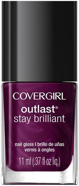 Cover Girl Outlast Nail Gloss - Fuchsia Flame