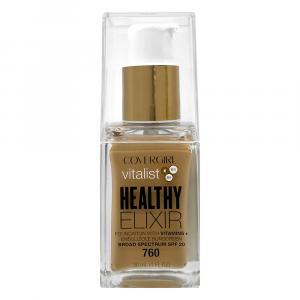 Cover Girl Vitalist Healthy Elixir Classic Tan 760