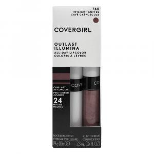 Cover Girl Outlast Lip Color - Twilight Coffee