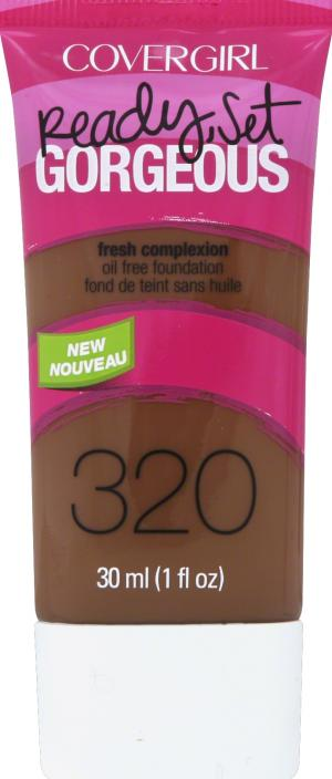 Cover Girl Ready Set Foundation - Soft Sable