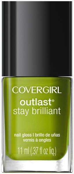 Cover Girl Outlast Stay Brilliant Nuclear Nail Polish