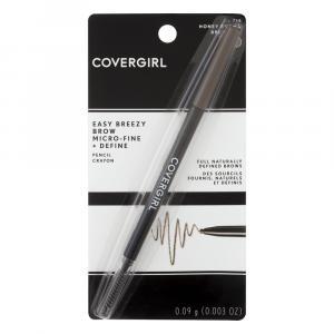 Covergirl Eyebrow Pencil Honey Brown