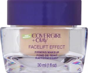 Cover Girl Olay Face Lift Effect Firming Make Up - Light Med