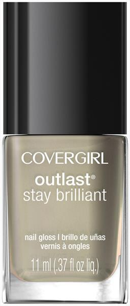Cover Girl Outlast Stay Brilliant Speed of Light Nail Polish