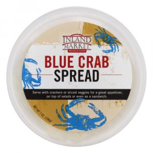 Inland Blue Crab Spread