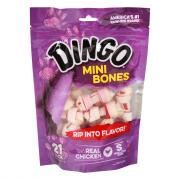 Dingo Dental Mini White Bone