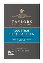 Taylors of Harrogate Scottish Breakfast Tea Bags