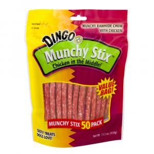 Dingo Munchy Stix