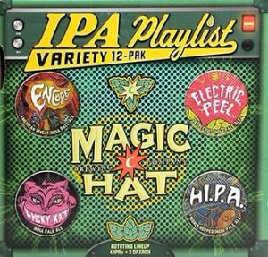 Magic Hat IPA Playlist Variety Pack