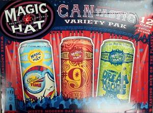 Magic Hat Can Tastic Variety Pack