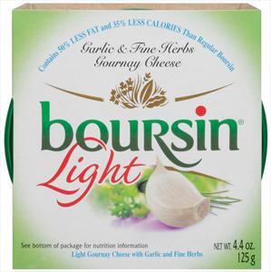 Boursin Lite W/herbs