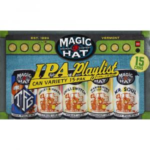Magic Hat IPC Playlist Variety Pack