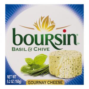 Boursin Basil And Chive