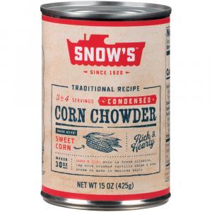 Snow's Corn Chowder